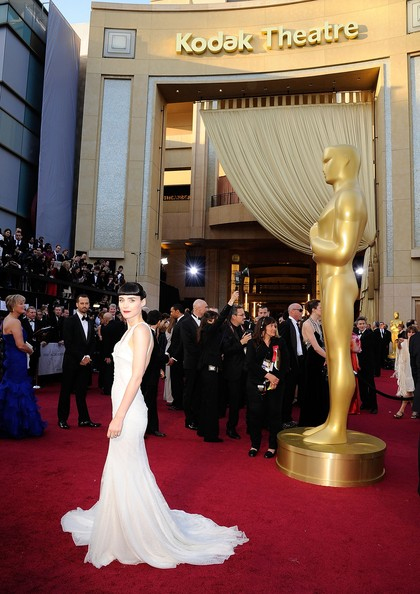 Rooney Mara Oscar dress