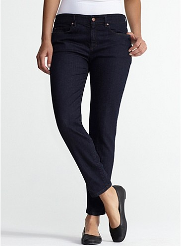 Eilleen Fisher Skinny Ankle Jeans